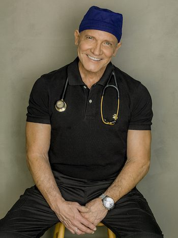 Dr Clinton Potter, Naples doctor dies from Covid-19 complications, he was an LGBTQ doctor