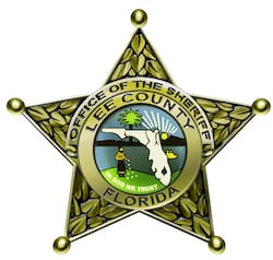 ReUnite program with Lee County Sheriff's Office - Sheriff's Office Logo