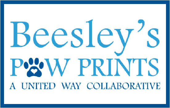 Beesley's Paw Prints Pet Therapy Volunteer