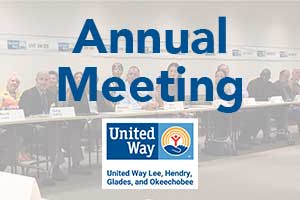 United Way Annual Meeting Notice 2021